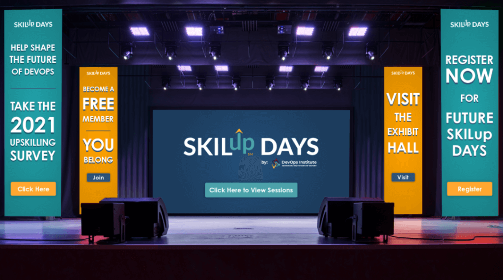 SKILup Day Auditorium