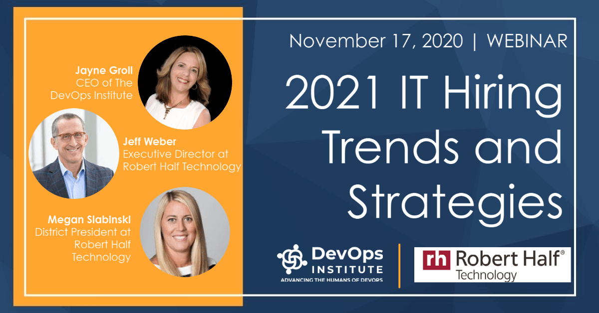 2021 IT Hiring Trends and Strategies