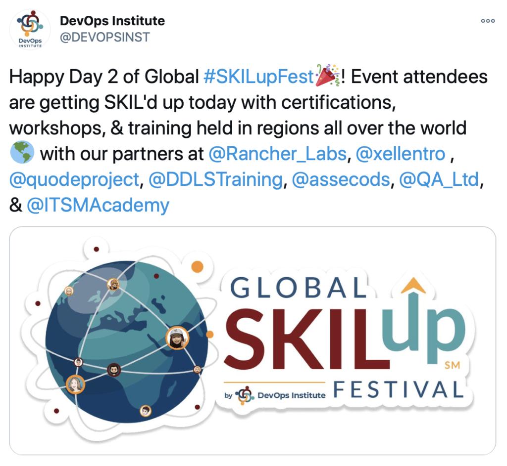 DevOps Institute Partners