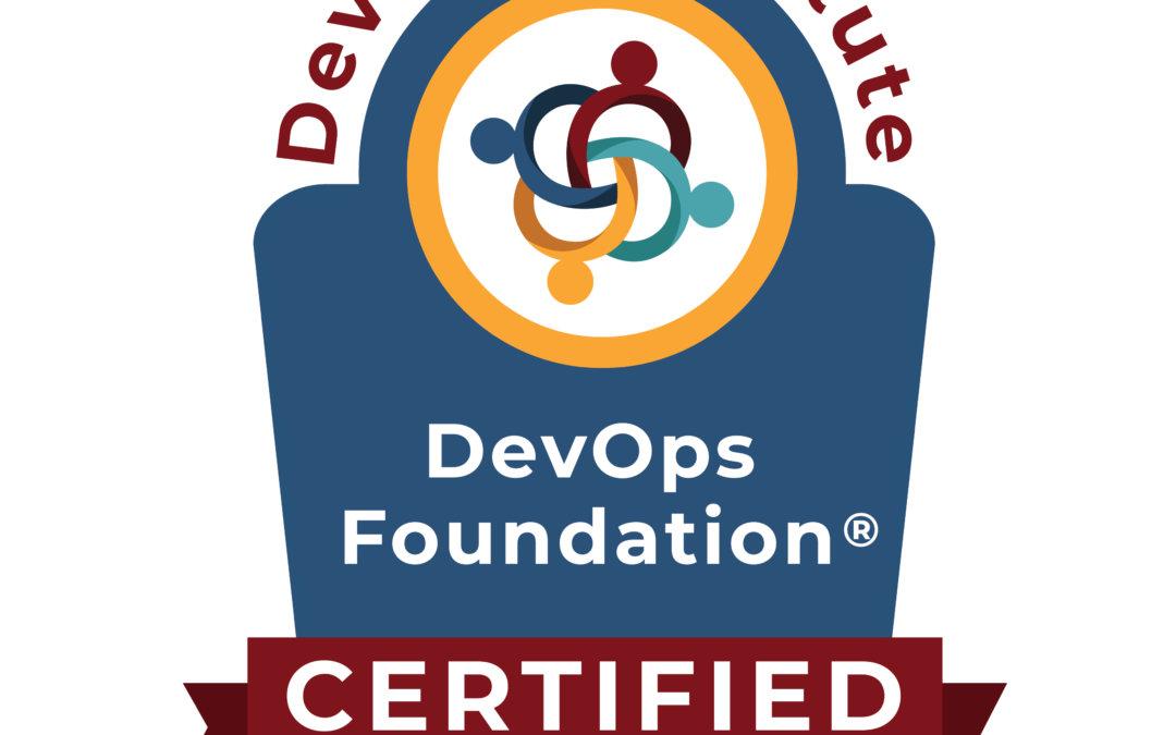 DEVOPS FOUNDATION (Version 3) Virtual Instructor Led
