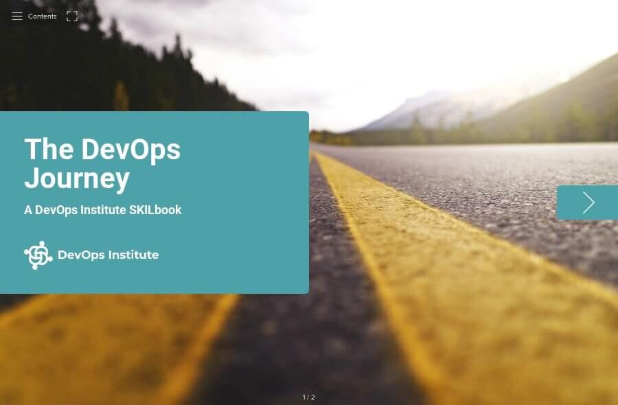 The DevOps Journey SKILbook