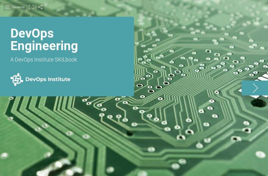 devops engineering SKILbook