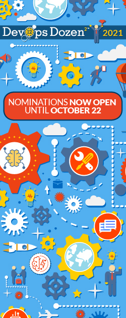 DevOps-Dozen-2021-Nominations-Now-Open
